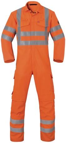 Havep Multi Protector Overall RWS-Fluo Oranje-H46
