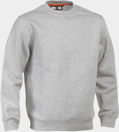 SALE! Herock 21MSW1401 Vidar Sweater - Licht Grijs - Maat L
