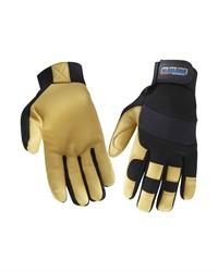 Blaklader 22313911 Handschoen Ambacht Zwart/Geel
