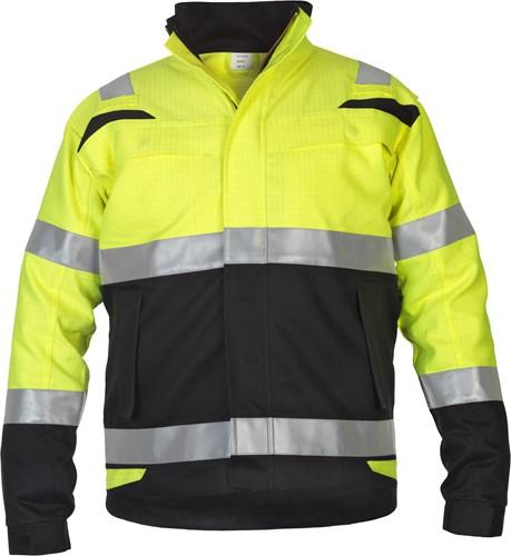 Hydrowear Malmo Jacket - Geel/zwart