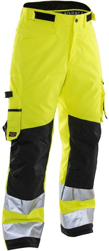 Jobman 22 Winter Werkbroek Hi-Vis