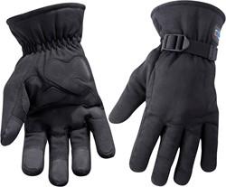 Blaklader 22373921 Gevoerde Handschoen Ambacht Zwart