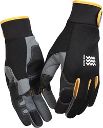 Blaklader 22443941 Handschoen Ambacht Zwart/Grijs