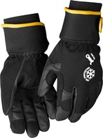 Blaklader 22473944 Gevoerde handschoen Mekaniekers Zwart/Grijs-2