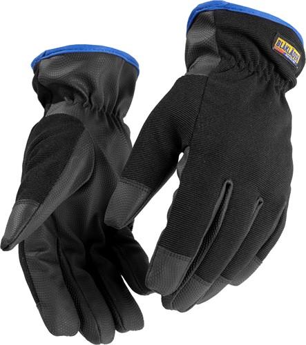 Blaklader 22663944 Gevoerde Handschoen Ambacht Zwart