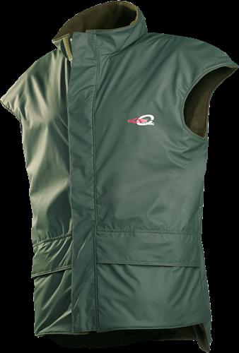 Sioen Malin Bodywarmer-S-Groen Khaki