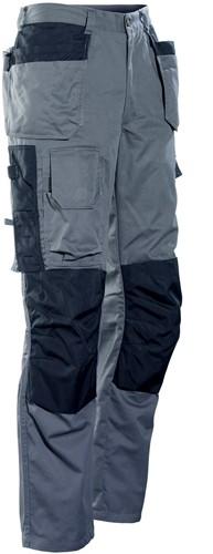 Jobman 2359 Floorlayer Werkbroek HP grijs/zwart