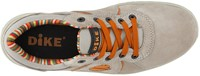 Dike Agility Advance S1P Grijs - Maat 38