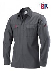 BP® Overhemd - Donkergrijs - 2403-825