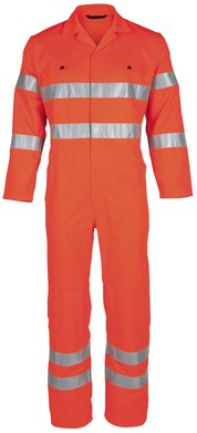 Havep High Visibility Overall-Fluo Oranje-H46