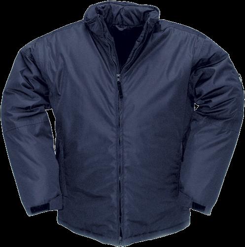 Sioen Sirocco Winter Regenjas-S-Marineblauw