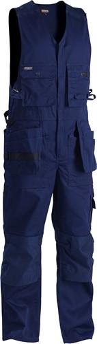 Blaklader 26501860 Amerikaanse overall-C44-Marineblauw