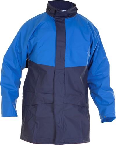 Hydrowear Sneek jacket - Navy/Royal Blauw-S