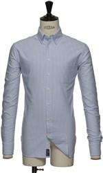 J.H&F Indigo Bow 32 Regular Overhemd