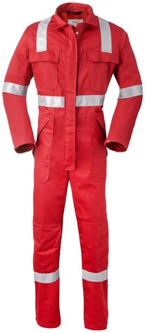 Havep 5safety Overall-Rood-H46