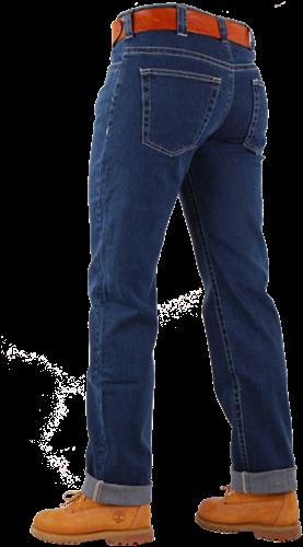 CrossHatch Dames Spijkerbroek Shiva Stretch-28-32-2