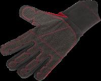 SIP Handschoen 2XD1-412 - Rood/Zwart-8