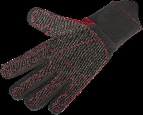 SIP Handschoen 2XD1-412 - Rood/Zwart-8-3