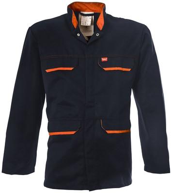 Havep Protector Pro Korte jas/Vest-H46-Marine/oranje
