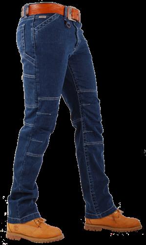 CrossHatch Spijkerbroek Toolbox-LS-28-30