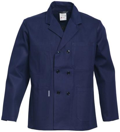 Havep Basic Korte jas/Vest-Marineblauw-H46