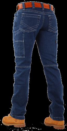 CrossHatch Spijkerbroek Toolbox-LS-28-30-2