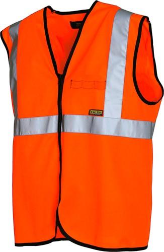 Blaklader 30291022 Signalisatievest Oranje