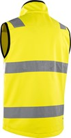 Blaklader 30492517 Softshell Vest High Vis-2