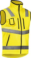 Blaklader 30492517 Softshell Vest High Vis