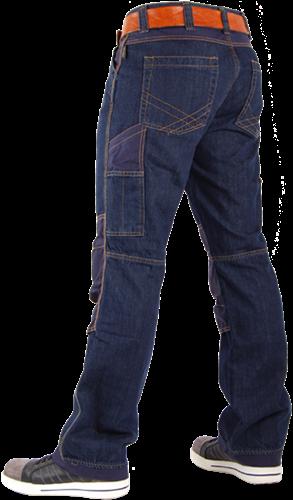 CrossHatch Spijkerbroek Toolbox-C-31-34
