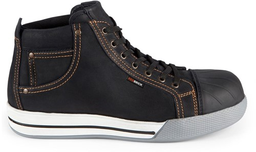Redbrick Sunstone Toe cap Black S3