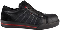 Redbrick Ruby Toe cap Black S3