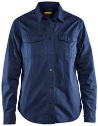 Blaklader 32081135 Dames Overhemd Twill