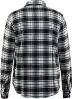 Blaklader 32091136 Dames Overhemd Flanel Zwart/Off-White-2