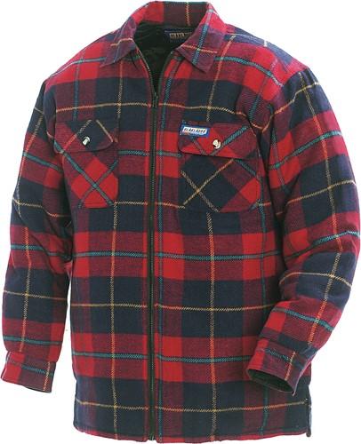 Blaklader 32201978 Overhemd Flanel. Gevoerd