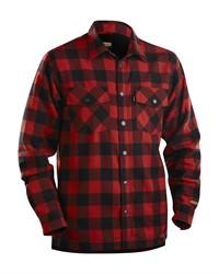 Blaklader 32251131 Overhemd Flanel. Gevoerd