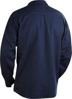 Blaklader 32271515 Overhemd vlamvertragend Navy-2