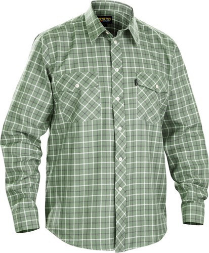 Blaklader 32601130 Overhemd Flanel-1