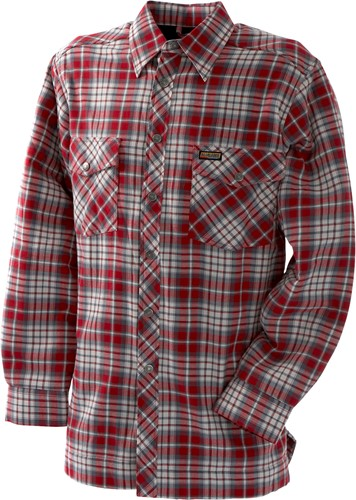 Blaklader 32901130 Overhemd Flanel. Gevoerd