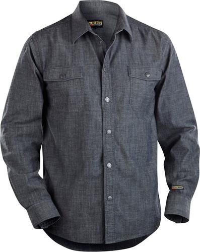 Blaklader 32951129 Overhemd Denim-1