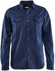 Blaklader 32971135 Overhemd Twill
