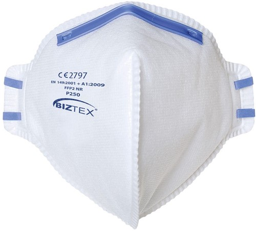 Portwest P250 P2FF Respirator  (20)