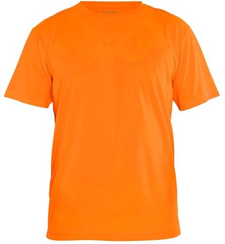 Blaklader 33311011 T-shirt Visible-Oranje-XS