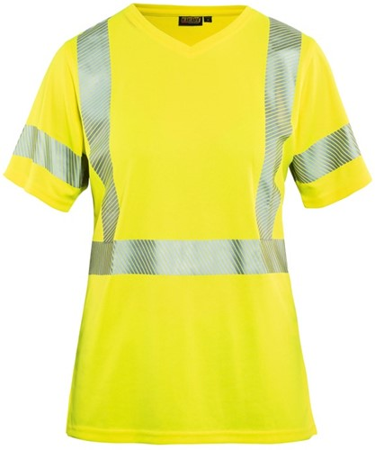Blaklader 33361013 Dames High Vis T-shirt