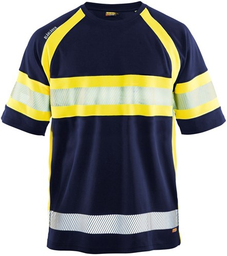 Blaklader 33371051 T-shirt High Vis
