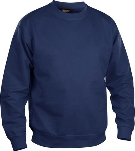 Blaklader 33401158 Sweatshirt-XS-Marineblauw