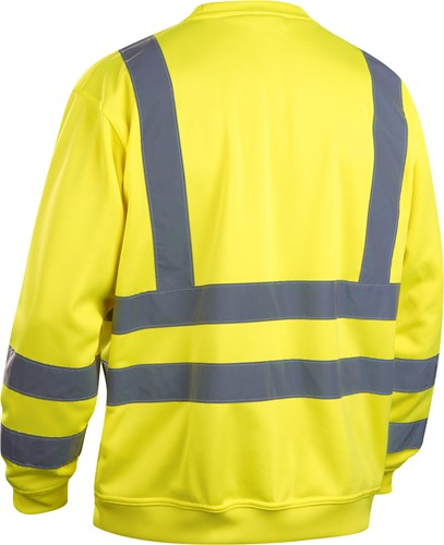 Blaklader 33411974 Sweatshirt High Vis-2