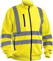 Blaklader 33581974 Sweatshirt High Vis-1