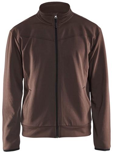 Blaklader 33622526 Service Sweatshirt met rits