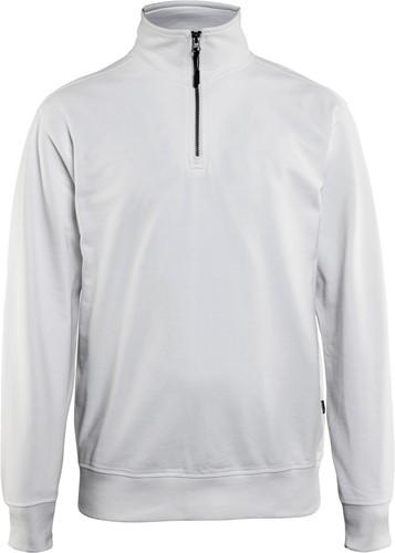 Blaklader 33691158 Sweatshirt met halve rits-1